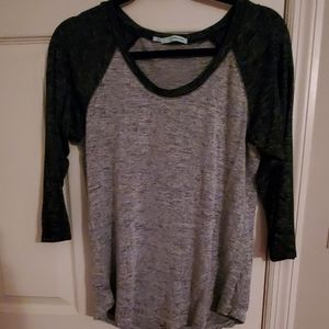 Maurices 3/4 sleeve shirt